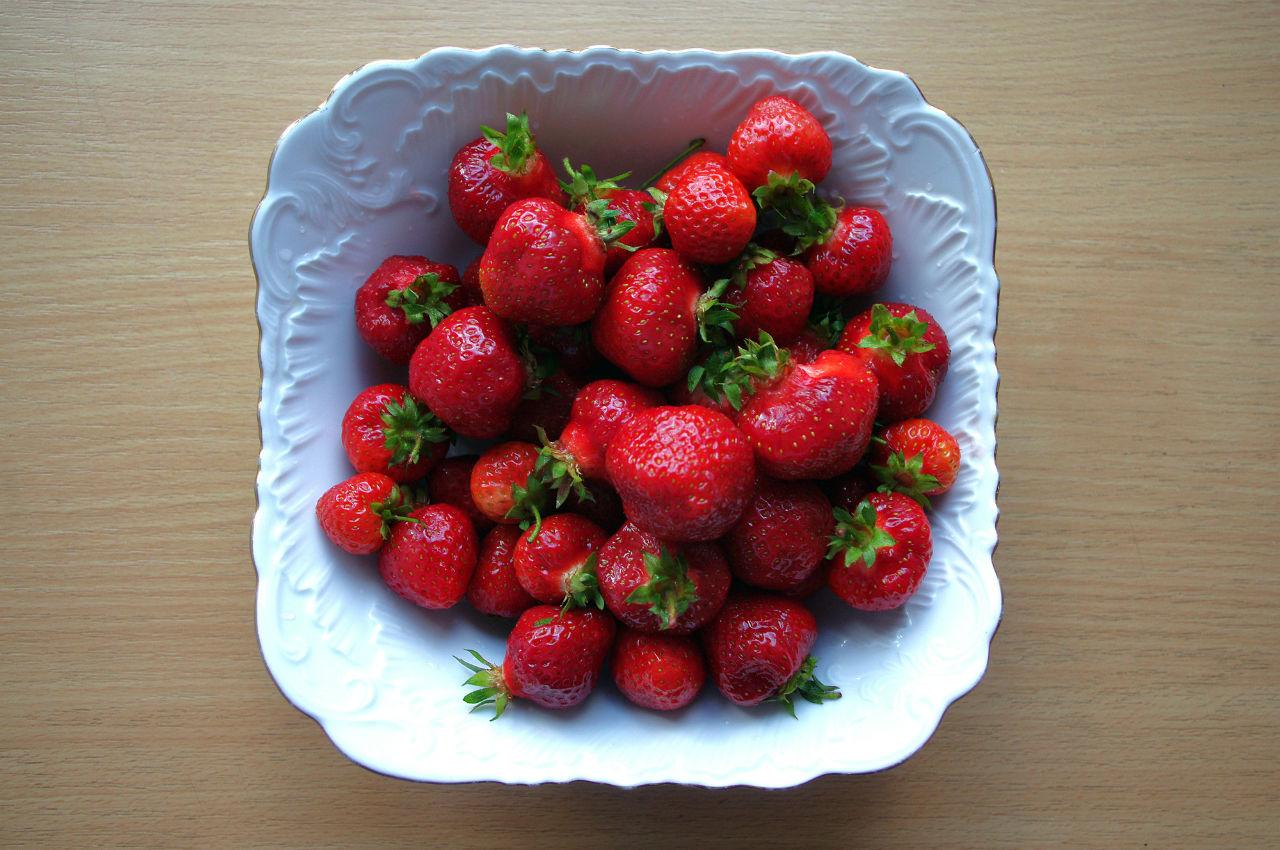 Des fruits de saison !