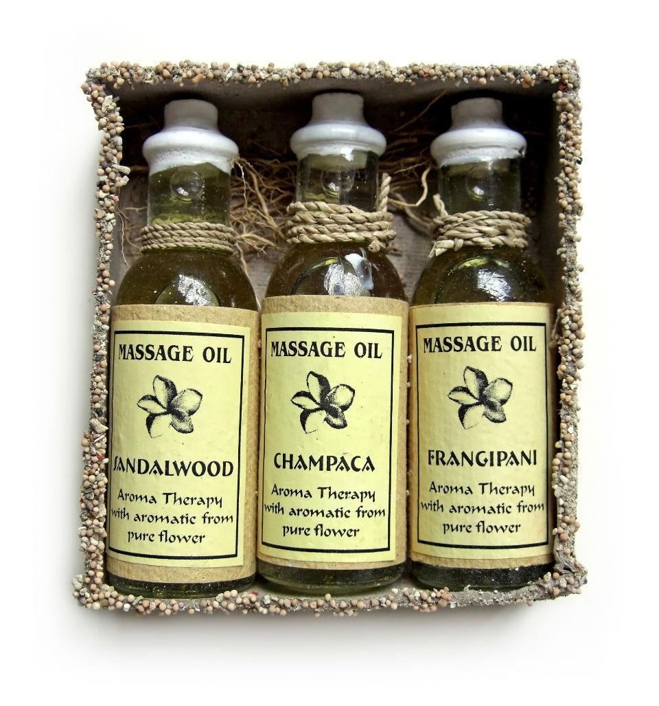 Soignez-vous naturellement avec des huiles !