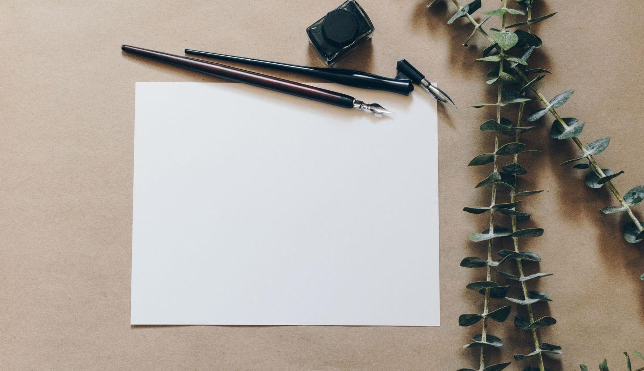 la calligraphie écriture